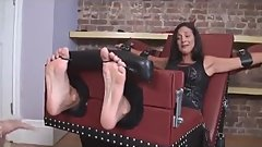 milf tickled