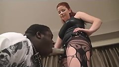 Strapon Femdom - Sarah Blake Femdom - Get My Cock Ready With Your Mouth