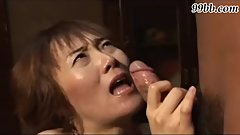 Crazy Japanese Milf.