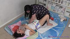 Mommy Vanessa Changes Abby - 198