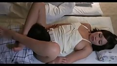 媽媽幫兒子解壓力- 3 Japanese Mom help son release stress - 3