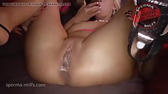 Tons of cum for sperma milfs manu magnum sexy susi