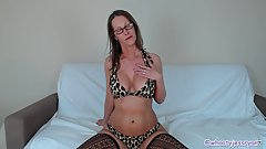 Race Play Custom For Charles From Camgirl Milf Jess Ryan