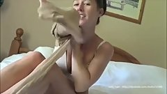 Mommys Pantyhose Pleasure