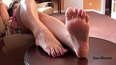 What If I Lick Your Soles ?