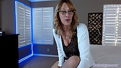 Mom Knows Best Jess Ryan Gives Step Son Handjob