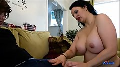 MILF Cougar Devon Breeze Cock Hungry
