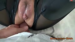 Black amateur bitch milf latex multiple creampie gangbang