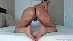 Custom For Andrew Jess Ryan Wet N Messy Hot Anal
