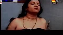 hot telugu aunt nipple slip during bath