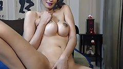 Sexy Asian Milf on Webcam