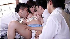 MOTHER PROTECT SON FROM BULLIES 3 - JAV PMV